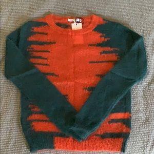 Carven Angora Mohair Sweater